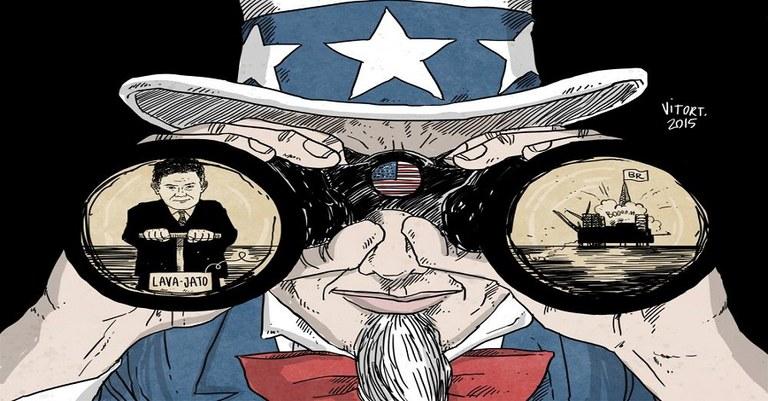 Defesa de Lula divulga provas de que Lava Jato violou a soberania nacional e trabalhou  para o governo dos EUA