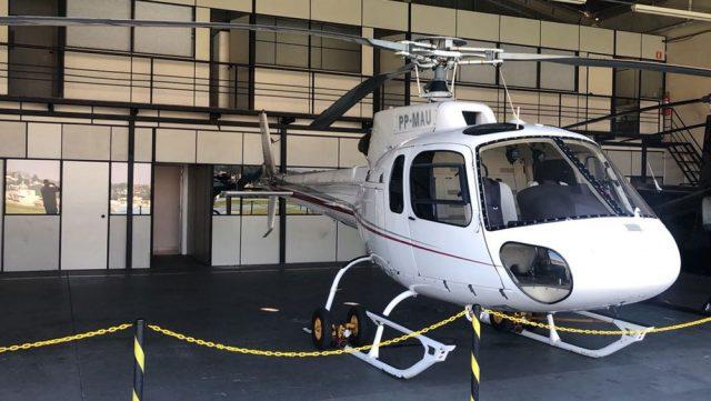 Polícia apreende helicóptero do PCC cujo piloto é o mesmo do Helicoca